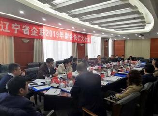 辽宁企联召开副会长扩大会议